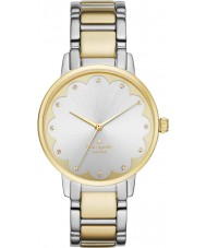 Kate Spade New York KSW1045 Ladies Gramercy Two Tone Steel Bracelet Watch