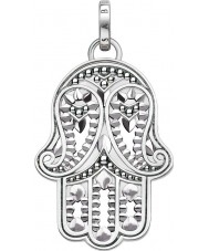 Thomas Sabo PE731-643-14 Ladies Glam and Soul 925 Sterling Silver Pendant