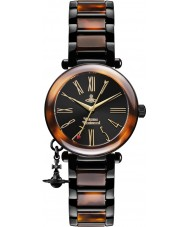 Vivienne Westwood VV006BKBR Ladies Orb Watch