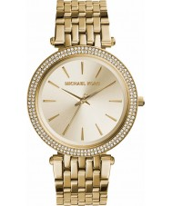 Michael Kors MK3191 Ladies Darci All Gold Watch