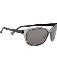 Serengeti Sara Crystal Dark Grey Polarized PhD CPG Sunglasses