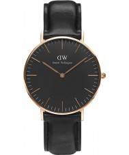 Daniel Wellington DW00100139 Classic Black Sheffield 36mm Watch