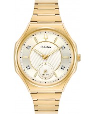 Bulova 97P136 Ladies CURV Watch