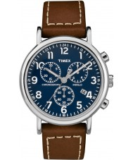Timex TW2R42600 Weekender Watch