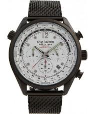 Krug-Baumen 100406DM Mens Air Explorer Diamond Limited Edition Watch
