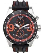 Ingersoll IN1620BKOR Mens Bison No 32 Automatic Watch