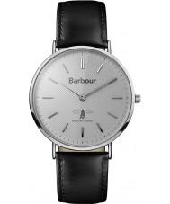 Barbour BB055SLBK Hartley Black Leather Strap Watch