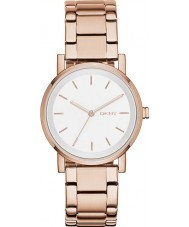 DKNY NY2344 Ladies Soho Rose Gold Watch