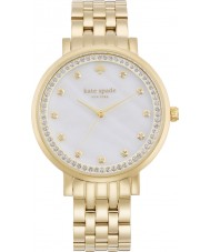 Kate Spade New York 1YRU0821 Ladies Monterey Gold Plated Bracelet Watch