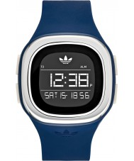 Adidas ADH3139 Denver Blue Silicone Strap Watch