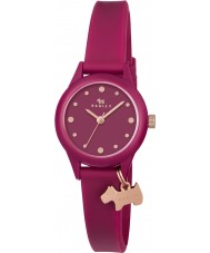 Radley RY2438 Ladies Watch It Ruby Silicone Strap Watch