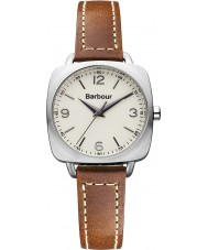 Barbour BB003SLTN Ladies Chapton Brown Leather Strap Watch
