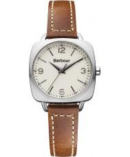 Barbour BB003SLTN Ladies Chapton Brown Leather Strap Watch