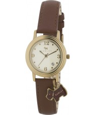 Radley RY2140 Ladies Charm Tan Leather Strap Watch