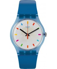 Swatch SUON125 Color Square Watch