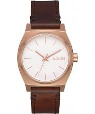 Nixon A1172-2630 Ladies Medium Time Teller Watch