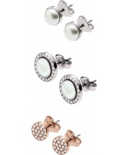 Emporio Armani EGS2457040 Ladies Earrings Gift Set