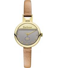 Barbour BB005GDBG Ladies Harton Tan Leather Strap Watch