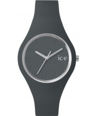Ice-Watch SP.ICE.CHA.S.S.15 Ladies Small Ice-Safari Grey Silicone Strap Watch