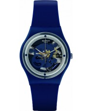 Swatch GN245 Original Gent - Squelette Blue Watch