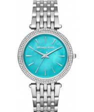 Michael Kors MK3515 Ladies Darci Silver Steel Bracelet Watch