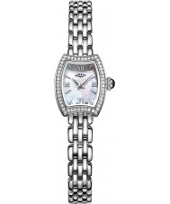 Rotary LB05054-41 Ladies Timepieces Cocktail Silver Steel Bracelet Watch
