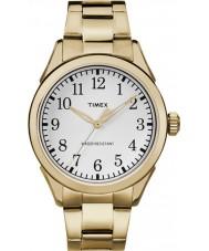 Timex TW2R10000 Ladies Briarwood Terrace Gold Plated Bracelet Watch