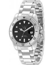 LTD Watch Limited Edition Ceramic Black Steel Watch