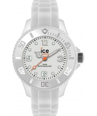 Ice-Watch SI.WE.M.S.13 Sili Forever Mini White Silicone Strap Watch