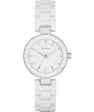 DKNY NY2354 Ladies Stanhope White Ceramic Watch