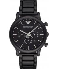 Emporio Armani AR1895 Mens Classic Chronograph Black IP Watch