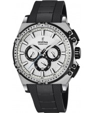 Festina F16970-1 Mens Chrono Bike Black Rubber Chronograph Watch