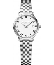 Raymond Weil 5988-ST-00300 Ladies Toccata Silver Steel Bracelet Watch
