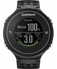 Garmin 010-01195-01 Approach S6 Black Touchscreen GPS Golf Watch with Swing Metrics