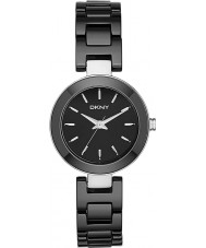DKNY NY2355 Ladies Stanhope Black Ceramic Watch