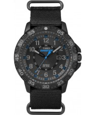 Timex TW4B03500 Mens Expedition Gallatin Black Nylon Strap Watch