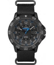 Timex TW4B03500 Mens Expedition Gallatin Black Nylon Strap Watch