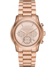 Michael Kors MK6275 Ladies Cooper Rose Gold Plated Chronograph Watch
