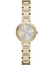 DKNY NY2399 Ladies Stanhope Gold Steel Bracelet Watch