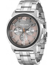 Police 14377JSTU-61M Mens Concept Grey Silver Chronograph Watch