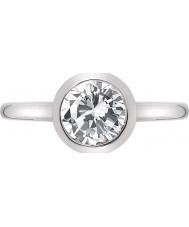Emozioni Ladies Riflessi Silver Tone Ring