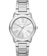 Michael Kors MK3489 Ladies Hartman Silver Steel Bracelet Watch