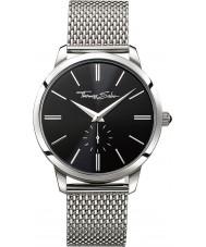 Thomas Sabo WA0152-201-203-42mm Mens Eternal Silver Steel Bracelet Watch