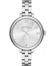 Marc Jacobs MBM3362 Ladies Sally Silver Plated Steel Bracelet Watch