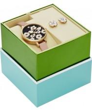 Kate Spade New York KSW1375BOX Ladies Metro Watch and Earrings Gift Set