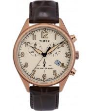Timex TW2R88300 Mens Waterbury Traditional Watch