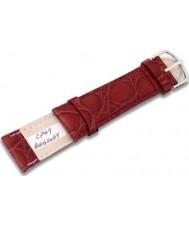 Krug Baümen CP49BurgandyL Burgundy Leather Replacement Ladies Principle Strap