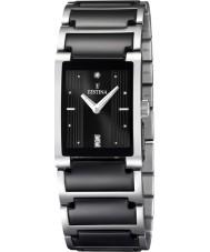 Festina F16536-2 Ladies Ceramic Steel Watch