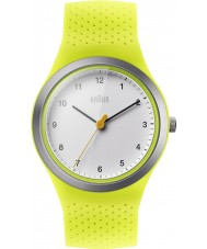 Braun BN0111WHGRL Ladies Sports Green Silicone Strap Watch