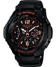 Casio GW-3000B-1AER Mens G-Shock Radio Controlled Black Solar Powered Watch